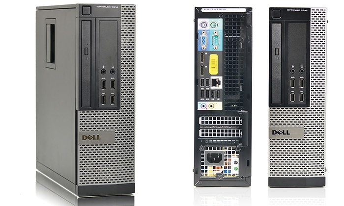 Dell Small Form Factor PC | Groupon Goods
