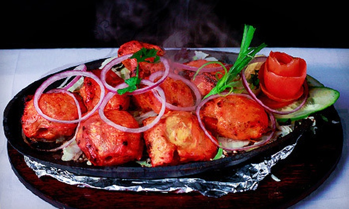Taste of India - Coral Springs: Authentic Indian Cuisine at Taste of India (Half Off). Two Options Available.