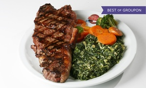 The Knife Restaurant: Argentinian Bar Food for Two or Four at The Knife Restaurant (Up to 24% Off)