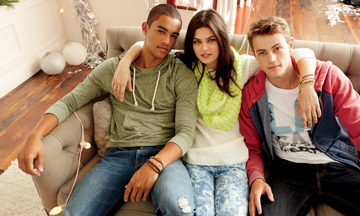 Aéropostale - Central Jersey: $35 for $50eGift Card for Apparel and Accessories from Aéropostale