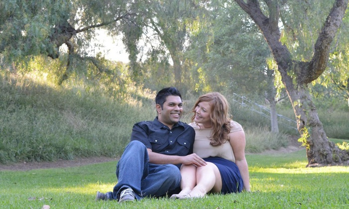 Kelly Dobyns Photography - Orange County: 60-Minute Engagement Photo Shoot from Kelly Dobyns Photography (43% Off)