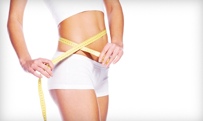 Sunflower Day Spa - Nutley: Three or Five Abdomen-Slimming Treatments with Abdomen Wraps at Sunflower Day Spa (Up to 72% Off)