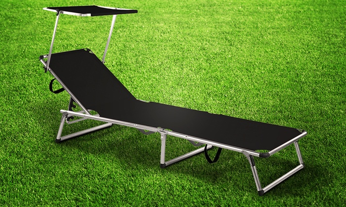 luxus liege sylt mit sonnendach groupon goods. Black Bedroom Furniture Sets. Home Design Ideas