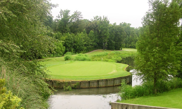 The Golf Club at Summerbrooke - Summerbrooke: 4, 10, or 15 Rounds of Golf with Cart, Range Balls, and Lunch at The Golf Club at Summerbrooke (Up to 55% Off)