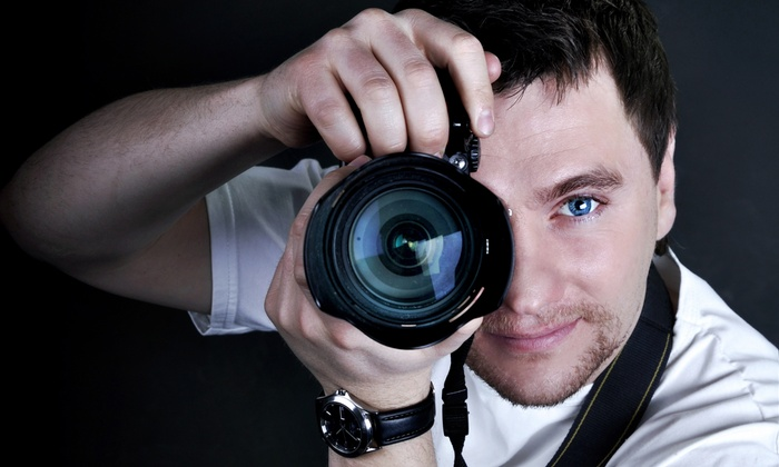 T Smalls Photography - Lemon Grove: $41 for $225 Worth of Studio Photography at T Smalls Photography