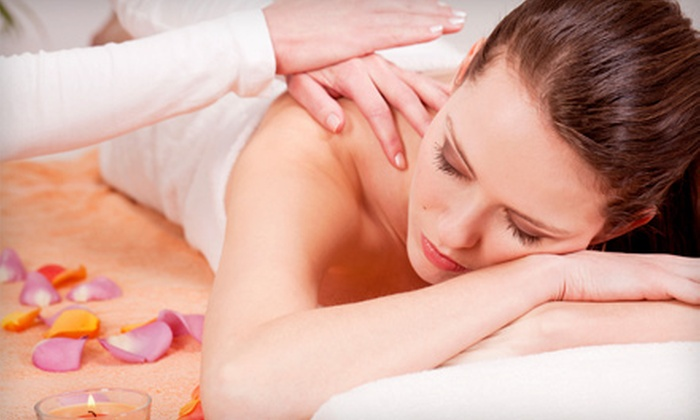 Pacific Wellness and Spa - University Place: Chiropractic Exam, X-rays, and 60-Minute Massage With or Without Two Adjustments at Pacific Wellness and Spa (89% Off)