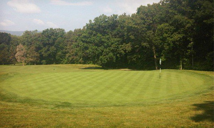 Orchards Golf Club - South Hadley: One-Day Golf Membership with Range Balls and Appetizers for Two or Four at Orchards Golf Club in South Hadley (52% Off)