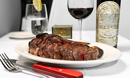 Prix Fixe Dinner for Two or Four or Takeout at Blackstones Steakhouse (Up to 50% Off)