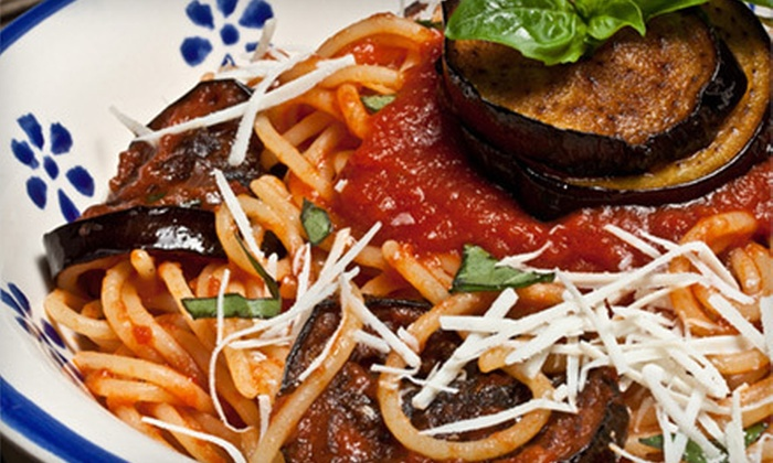 Angelina's Fine Italian Dining - Grant Ranch: Italian Cuisine for Dinner for Two or Four or Lunch at Angelina's Fine Italian Dining (Up to 53% Off)