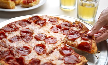 image for $20 or $30 Worth of Pizza, Subs, Calzones, Pepperoni Rolls, and More at Gumby's Pizza (Up to 48% Off).