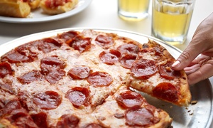 SIR Pizza'n'Chicken: Pizza and Chicken for Two or Four at Sir Pizza'n'Chicken (Up to 38% Off)