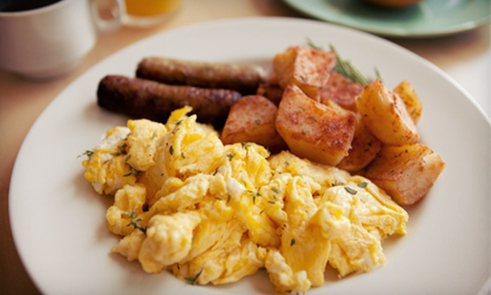 Scrambled Cafe - Buffalo Grove: Breakfast and Lunch Diner Food at Scrambled Cafe (Half Off). Two Options Available.