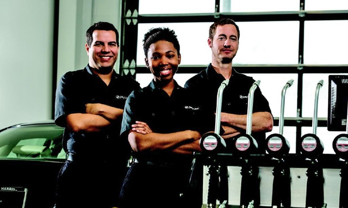 Jiffy Lube - Multiple Locations: $25 for Jiffy Lube Signature Service Oil Change at Jiffy Lube ($38.99 Value)