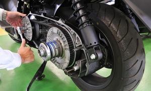 Cambio de aceite y filtro para motos hasta 1.000 cc desde 19,90 € y con cambio de pastillas de freno desde 44,90 €