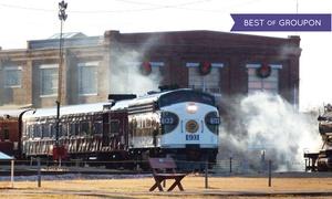 North Carolina Transportation Museum: Admission for Two or Four at North Carolina Transportation Museum (Up to 46% Off)