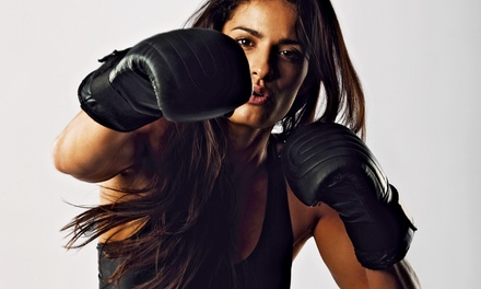 Four or Eight Boxing Circuit Training Classes or Four  Personal-Training Sessions   (Up to 75% Off)