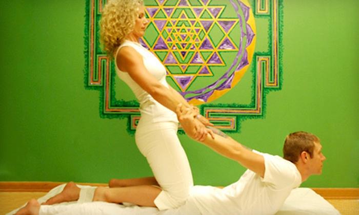 Samana Wellness - Historic Third Ward: One 60-Minute, One 90-Minute, or Three 60-Minute Thai Massages at Samana Wellness (Up to 70% Off)