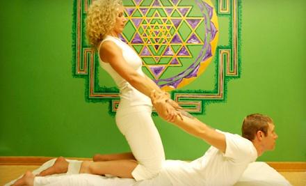 One 60-Minute Thai Massage (a $100 value) - Samana Wellness in Milwaukee