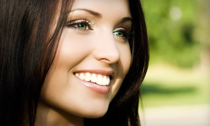 Mint Laser Clinic & Skin Care - Liberty Village: One or Three In-Office Teeth-Whitening Sessions at Mint Laser Clinic & Skin Care (Up to 78% Off)