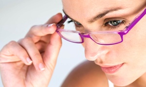 Optical Experts: $$39 for an Eye Care Package with Eye Exam and Credit Towards Glasses at Optical Experts ($$160 Value)