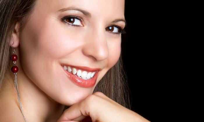 Perfect Smiles - Sugar Land: Boost Teeth-Whitening Treatment with Option for Dental Exam at Perfect Smiles (Up to 85% Off)