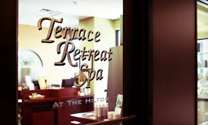 Terrace Retreat at the Hilton - Southlake Town Square: Three or Five Cellulite-Reducing Treatments at Terrace Retreat at the Hilton (Up to 67% Off)