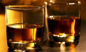 Real Promotions and Events: Whiskey-Tasting Event for Two with VIP Option on Saturday, November 7 from Real Promotions and Events (31% Off)