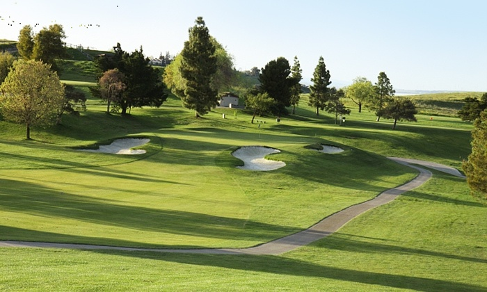 Lone Tree Golf Course and Event Center - Antioch: 18-Hole Round of Golf Package for Two on a Weekday or Weekend at Lone Tree Golf Course (Up to 33% Off)