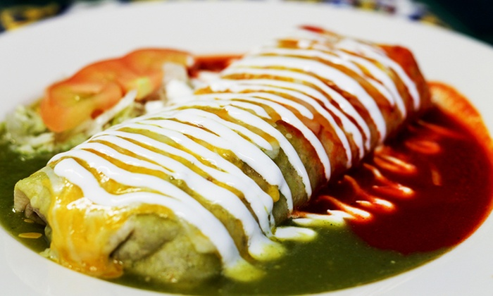 Taqueros Mexican Restaurant - San Juan Capistrano: Mexican Food for Dine-In or Carry-Out at Taqueros (40% Off). Two Options Available.