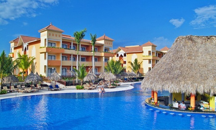 ✈ Grand Bahia Principe Turquesa Stay w/ Air. Incl. Taxes & Fees. Price Per Person Based on Double Occupancy.