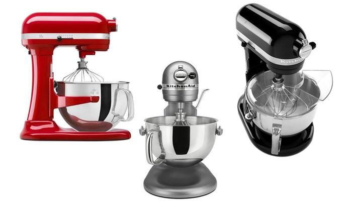 KitchenAid 6Qt. Stand Mixer | Groupon Goods on
