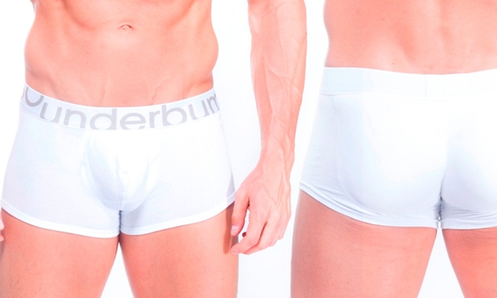 Rounderbum Men's Boxer or Trunk Brief: Rounderbum Men's Boxer or Trunk Brief. Multiple Styles and Colors Available.