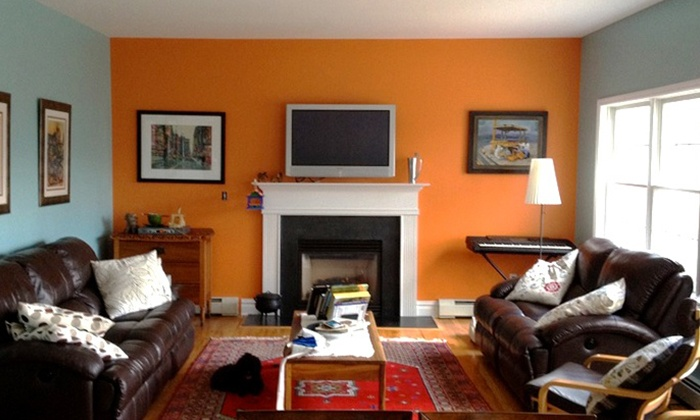 CertaPro Painters Of Rockland County, NY - North Jersey: $99 for Interior Painting for One Room Up to 12'x12'x8' from CertaPro Painters of Rockland County, NY ($400 Value)