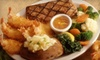 Up to 54% Off Three-Course Dinner at The Rod & Gun