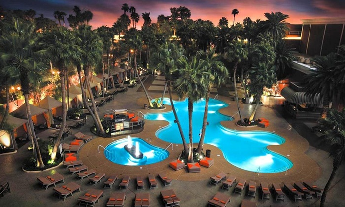 Treasure Island Hotel & Casino - Las Vegas, NV: Two-Night Stay in a Tower Suite with Wedding Romance or Honeymoon Package at Treasure Island Hotel & Casino