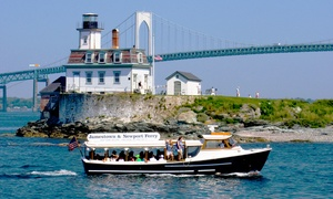 Jamestown Newport Ferry: $52 for a Two-Hour Seal and Lighthouse Tour for Two at Jamestown Newport Ferry ($104 Value)