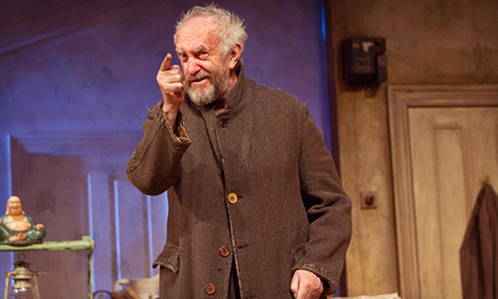 "Theatre Royal Bath presents ""The Caretaker""  - Downtown Columbus: Performance of ""The Caretaker"" at Southern Theatre on April 26 (Up to 59% Off). Two Seating Options Available."