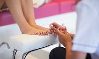 Una o 3 manicure e pedicure con smalto normale o semipermanente al centro Anshiare Benessere e Relax (sconto fino a 61%)