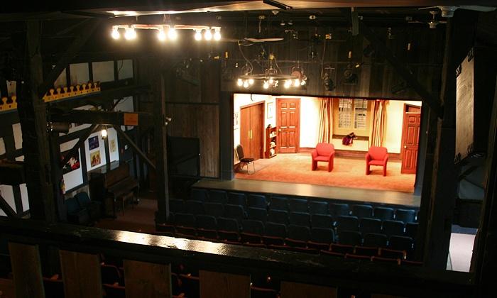 Herongate Barn Theatre - Pickering: Farce or Romantic Comedy at Herongate Barn Theatre (Up to 50% Off)