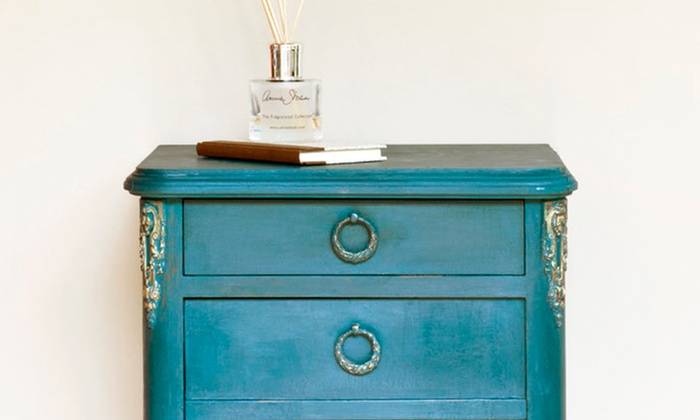 Vintage Now Modern - North Main Area: Chalk Paint Workshop for One or Two at Vintage Now Modern (50% Off)
