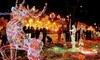Glamorous - Park & Ride: BYOB Party Bus Ride to Zehnder's Snowfest in Frankenmuth for Two or Four from Glamorous (Up to 42% Off)