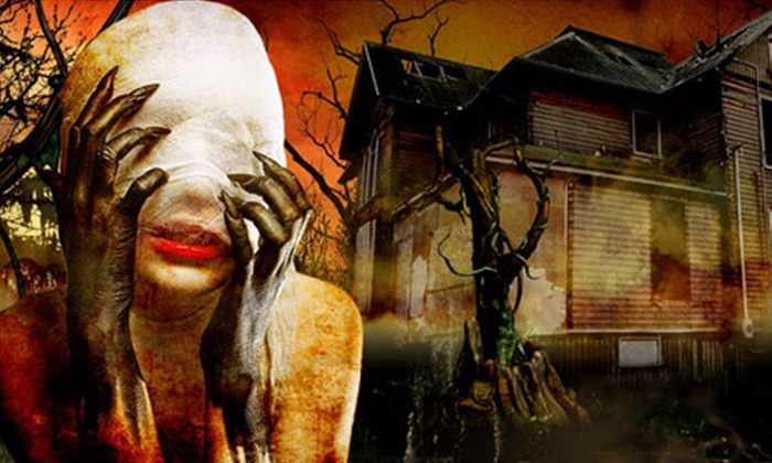 Enigma Haunt - Center Realty Condominiums: $20 for Admission for Two to Haunted House at Enigma Haunt ($40 Value)