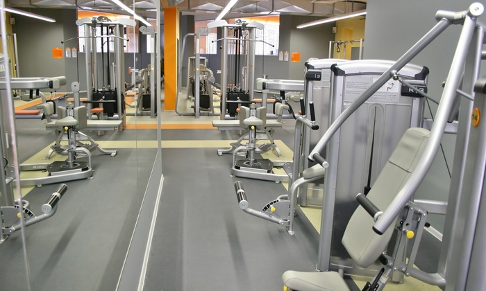 Anytime Fitness - Newbury Park: $50 for $99 Groupon — Anytime Fitness