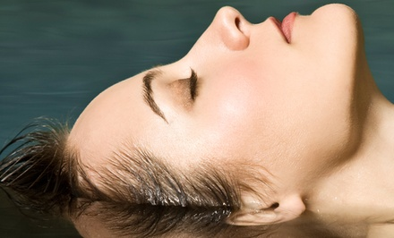 $39 for One 60-Minute Flotation-Tank Session at Delta Floats ($75 Value)