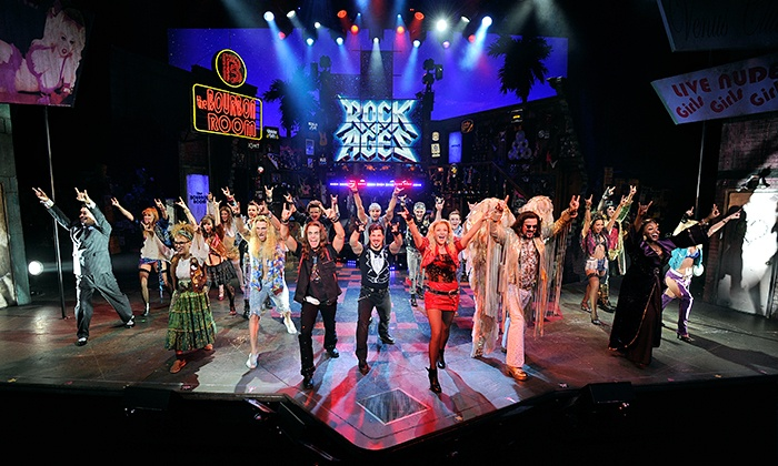 """Rock of Ages"" - The Venetian: ""Rock of Ages"" at The Venetian (Up to $ Off)"