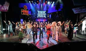 """Rock of Ages"": ""Rock of Ages"" (February 19 and 20 at 8 p.m.; February 21 at 2 p.m.)"