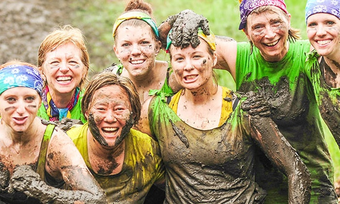 LoziLu Women's Mud Run  - Burnsville MN: Up to 65% Off Women's Mud Run Minneapolis at LoziLu Women's Mud Run - Twin Cities 2015