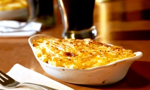 Culhane's Irish Pub: $12 for $20 Worth of Pub Food and Drinks at Culhane's Irish Pub