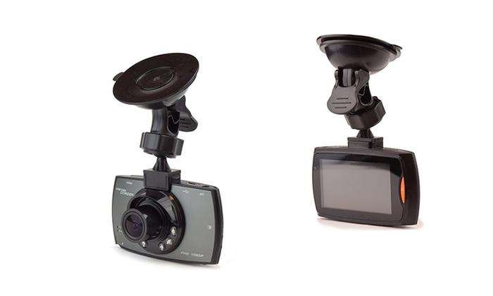 G30 HD Dashboard Camcorder