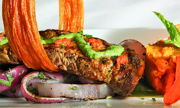 Ola Restaurant - Multiple Locations: New Latin Cuisine at Ola Restaurant (Up to 50% Off). Two Options Available.